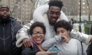 "Desiigner Roams Around Brooklyn in His Video for ""Hood"""
