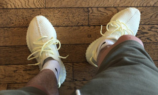 "Here's How Instagram is Wearing the YEEZY Boost 350 V2 ""Butter"""