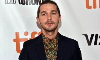 Shia LaBeouf Is Totally Unrecognizable as His Father in 'Honey Boy' Set Pics