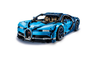 Now You Can Build a LEGO Bugatti Chiron That's Almost as Awesome as the Real Deal