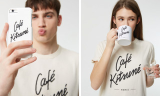 Café Kitsuné Launches Ready-to-Wear Line & Accessories