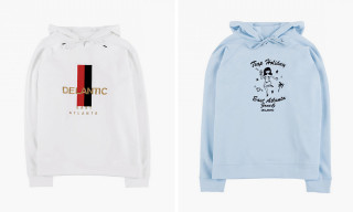 Gucci Mane Debuts Delantic Sweatsuit Collection