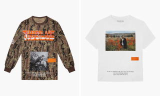 Justin Timberlake's Heron Preston-Designed Tour Merch Is Now Online for Limited Time