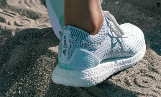 sports shoes 62191 da8b1 adidas x Parley Continues to Raise Awareness on Perils of Ocean Plastic  Pollution