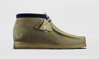 Clarks & Wu-Wear Are Launching Their Wallabee Collab Exclusively at thedropLA@barneys
