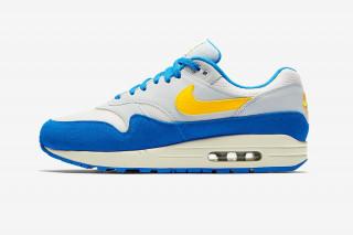 Nike Air Max 1 amarillo