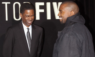 Watch Chris Rock Introduce Kanye's New Album at the Wyoming Listening Party
