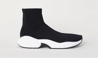 H&M's Latest Sneaker Rips Off Balenciaga's Sock Trainer