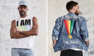 Levi's Launches New LGBTQ+ Pride Collection
