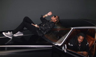 "Future & PARTYNEXTDOOR Stunt in an Old Cadillac for ""No Shame"" Video"