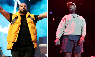 """Drake Is Now Credited for Writing Kanye West's """"Yikes"""" Hook"""