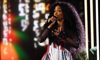 "SZA Performed ""The Weekend"" at Her High School"