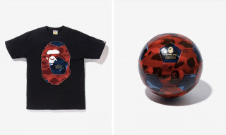 BAPE's World Cup Capsule Is World Class