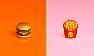 McDonald's Trippy Ad Campaign Brings Emoji to Life