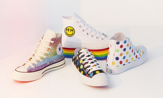 Converse Debuts Pride Collection Designed by Miley Cyrus