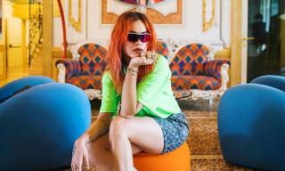 The Drip | Rita Ora Brings Rave Aesthetics to Louis Vuitton x Supreme