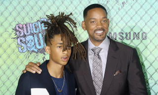 "Will Smith Trolls Jaden Smith with New Verse on ""Icon"" Remix"