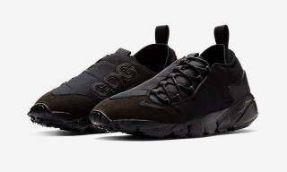 The BLACK COMME des GARÇONS x Nike Footscape Is Available Now