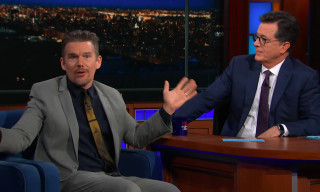 Ethan Hawke Explains the Importance of Learning From Masters of Their Craft