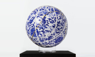 This Reconstructed Ceramic Basketball Is Luxe AF