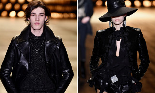 Livestream Saint Laurent's Menswear Spring 2019 Show Right Here