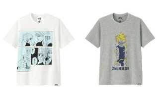 Uniqlo Comes Through With More Manga Heat for Father's Day