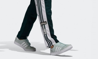 Channel Major '90s Vibes in adidas' Revived Techno Track Pants