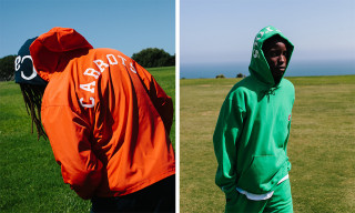 Champion Taps Anwar Carrots for Collegiate-Inspired Collection