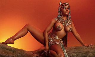 Nicki Minaj Unveils NSFW Album Artwork for 'Queen'