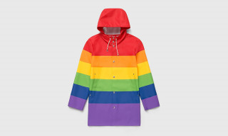 Outshine the Crowds this Pride Month in Stutterheim's Vladimir Raincoat