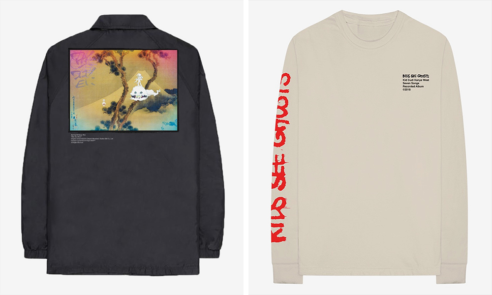 New Kids See Ghosts Ye Merch Is Now Available Online