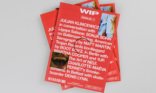 Carhartt WIP Launches New Magazine 'WIP'