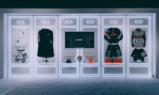 NikeLab & CLOT Celebrate World Cup 2018 With Virgil Abloh & Kim Jones' Exhibit