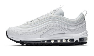"Nike's Air Max 97 Surfaces in a Fresh ""Summit White"" Update"