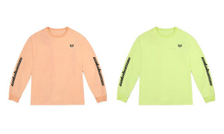 These YEEZY Calabasas Long Sleeves Are Now Available in 2 Neon Colorways