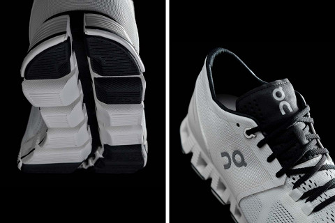 b8d11dece5c5ee These Cloud X Sneakers by On are an Engineering Marvel