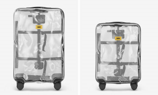This Transparent Suitcase is the Best Alternative to the OFF-WHITE x RIMOWA Collaboration