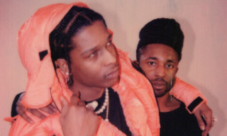 Cary Fagan Is the Photographer Behind A$AP Rocky's Striking 'TESTING' Art