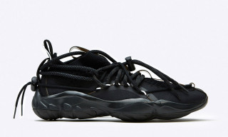 Here's How to Cop Pyer Moss & Reebok's DMX Fusion Experiment in Black
