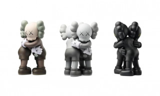 KAWS Dropping Vinyl 'Together' Sculptures Tomorrow