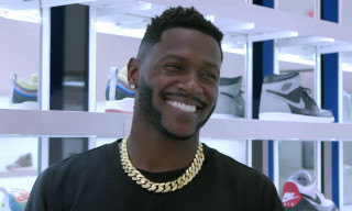 Antonio Brown Talks About His Mom Waiting in Line for Jordans While 'Sneaker Shopping'
