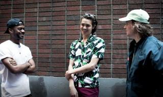 Ball Boyz & Sean Pablo Talk 'Purple' Film, NY Skate Spots, and Partying With Bill Murray