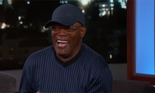 Watch Samuel L. Jackson Explain What It's Like to Act on Acid