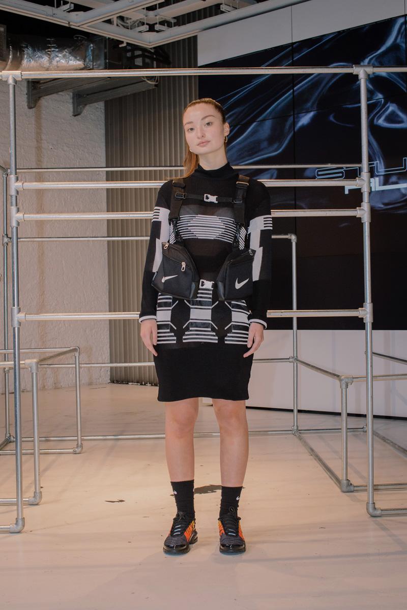 ALCH Debuts Hybrid Nike Creations at London Fashion Week Men s ... 2b7208a4fd952