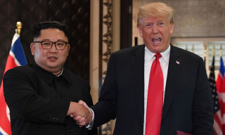 Here's How Social Media Reacted to Donald Trump & Kim Jong-un's Summit Meeting