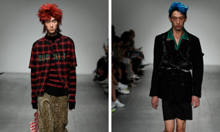 Private Policy Challenge Asian Stereotypes in Punk-Focused SS19 Collection