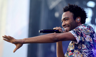 8 Bold Shirts That Prove Donald Glover Is the King of Print
