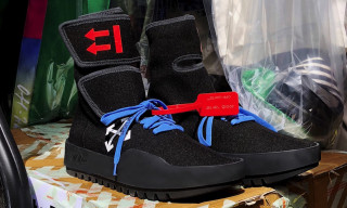 Here's How to Cop OFF-WHITE's CST-100 Sneaker Boot