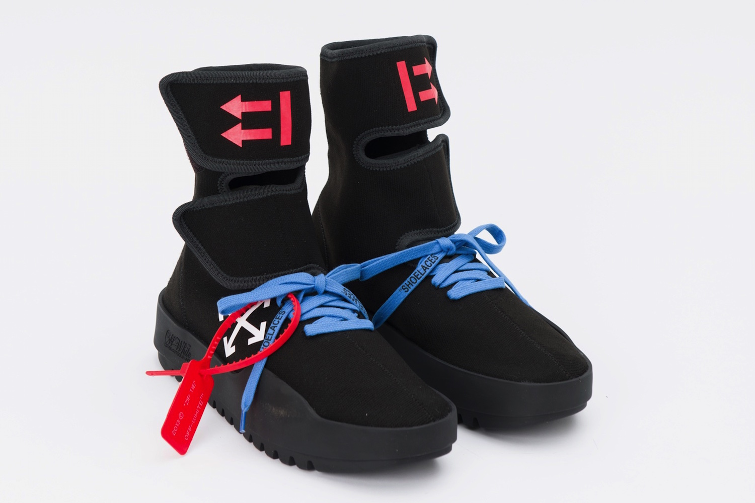 Cop OFF-WHITE's CST-100 Sneaker Boot