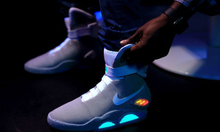 A Redditor Claims to Have Found Nike Air Mags at Buffalo Exchange For $350